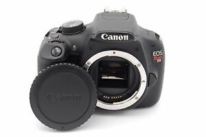 Details about Canon EOS 1200D (Rebel T5 / Kiss X70) 18 MP digital camera -  SHUTTER COUNT:2451