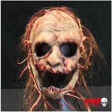 SUPER DELUXE Voodoo Latex Mask by US Horror Artist Halloween Serial Killer