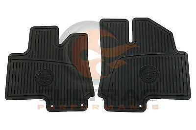 2010-2016 Cadillac SRX Genuine GM Front All Weather Floor ...