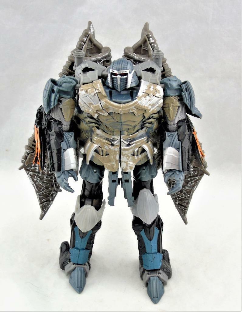 Transformers The Last Knight TLKLeader Class Class Class Dragonstorm Complete c25225