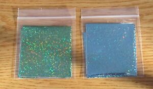 """1 sheet 5/"""" X10/""""  Iridescent Flash Back scud back  fly tying 1 Last Cast Lures"""