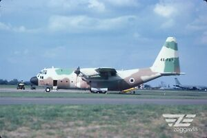 Original-slide-4X-ABT-Lockheed-C-130H-Hercules-Israel-Air-Force-1976