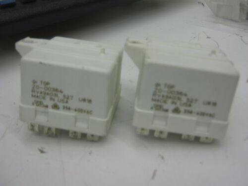 ELECTRICA 35A RELAY 400 VAC LOT OF 2!!! RVA9AG3L