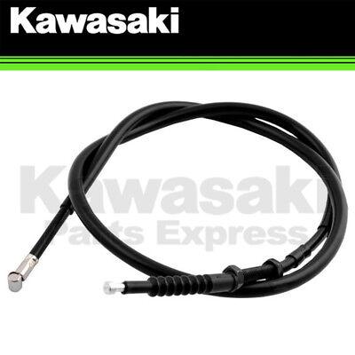 NEW 2000-2001 GENUINE KAWASAKI NINJA ZX-9R CLUTCH CABLE 54011-1402
