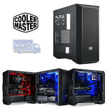 Case PC Gaming ATX Cooler Master MASTERBOX 5 Nero Window Cabinet Full Tower