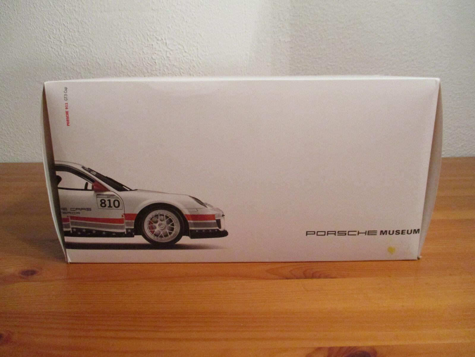 (go) 1 18 Welly  Porsche 911 gt3 Cup nouveau OVP  prix bas 40%