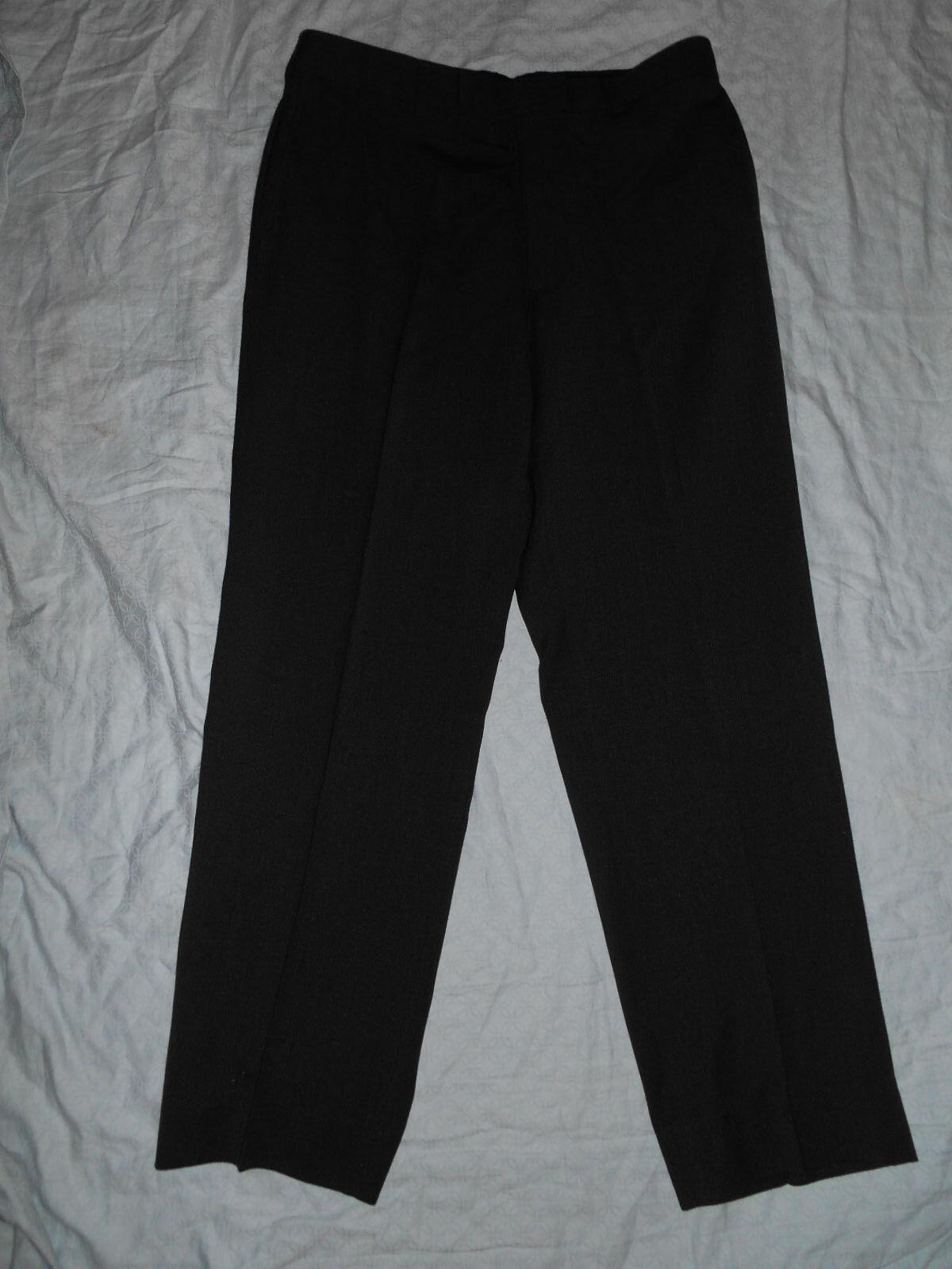 040dfc030 HUGO BOSS BROWN WOOL PANTS 34 x 30.5 EXCELLENT . JAMES SIZE nvtxvw8823- Trousers