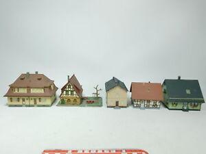 BD875-1-5x-H0-Modell-EFH-Gasthof-zur-Traube-Fachwerkhaus-etc-Faller-Vau-Pe-e