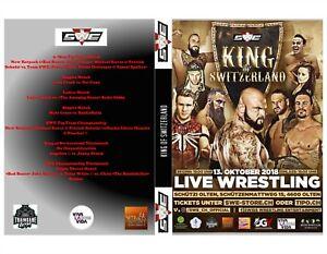 SWE-Swiss-Wrestling-Entertainment-King-of-Switzerland-5-Wrestling-DVD