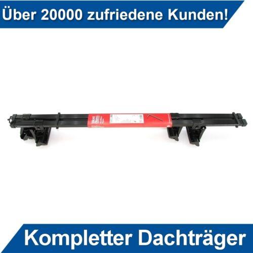 Für Suzuki Baleno 4-Tür 95-03 Stahl Dachträger am Dachprofil kompl M03