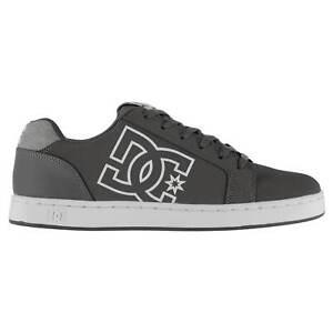 Uomo-DC-Serial-Graffik-Sport-Skate-shoes-lacci-collare-imbottito-per-Caviglia-lingua