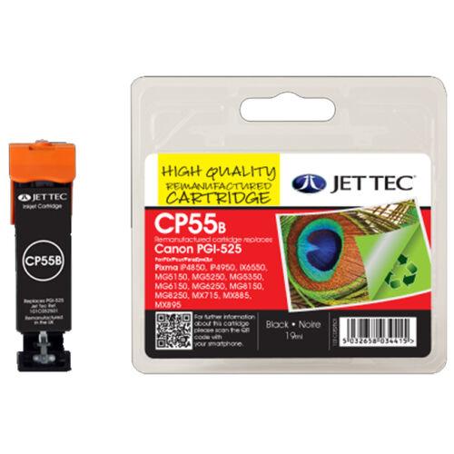 Düsen Tec Jettec Passend Canon Pixma Drucker Tintenpatronen Cli-526//Pgi-525