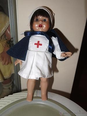 MuÑeca Mariquita PÉrez PequeÑa, 20cm, Vestida, Enfermera Ampia Fornitura E Consegna Rapida