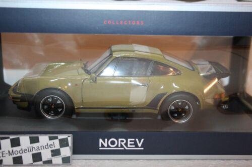 Turbo 3.3 • NEU • Norev • 1:18 Porsche 911 930