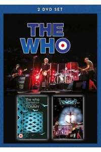 The Who - Sensation - The Story Of Tommy + Tommy Live At The Reale Alb Nuovo DVD