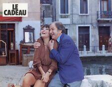 CLAUDIA CARDINALE  PIERRE MONDY LE CADEAU 1982 VINTAGE LOBBY CARD ORIGINAL #13