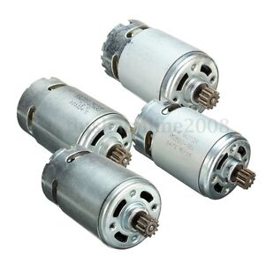 RS550-7-2V-18V-12T-Engrenage-Charge-Electrique-Perceuse-Foret-Moteur-Pr-Bosch