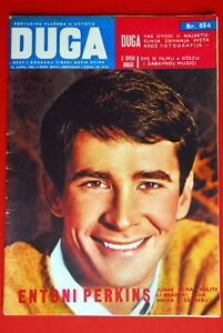 ANTHONY-PERKINS-ON-FRONT-COVER-1962-RARE-EXYUGO-MAGAZINE