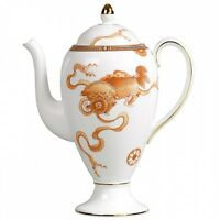 Wedgwood Dynasty Coffee Pot With Tag Discontinued