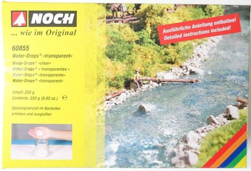 57,16 €//kg Nouveau 250 g encore 60855 Water-Drops ® transparent