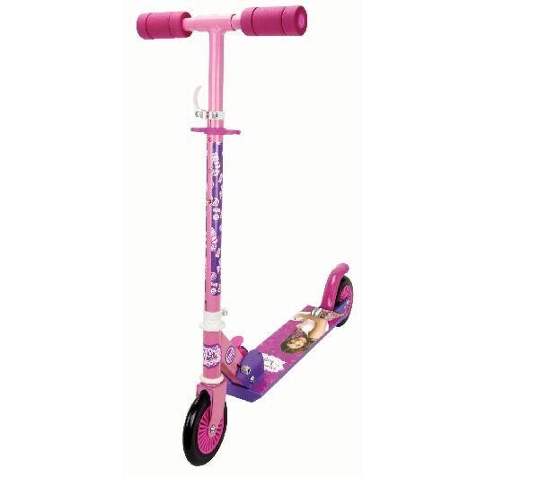 SMOBY   lilata - zweirädriger Klapproller Roller Scooter