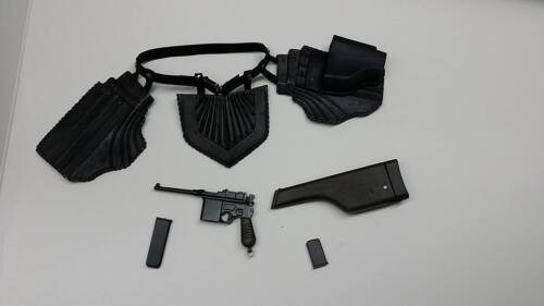 "Hot Toys The Kerberos Panzer Jäger 1//6 Armor Belt+PISTOL   for 12/"" figure use"