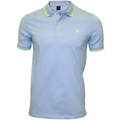 GANT Damen Short Sleeved Contrast Collar Piqu/é Shirt Hemd