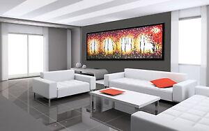 150cm-x-50cm-ART-painting-landscape-print-Australia-canvas-not-framed