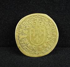 token Louis XIV - Jeton de compte - Nuremberg - Wolf Lauffers WOLF. LAVFER. RECH
