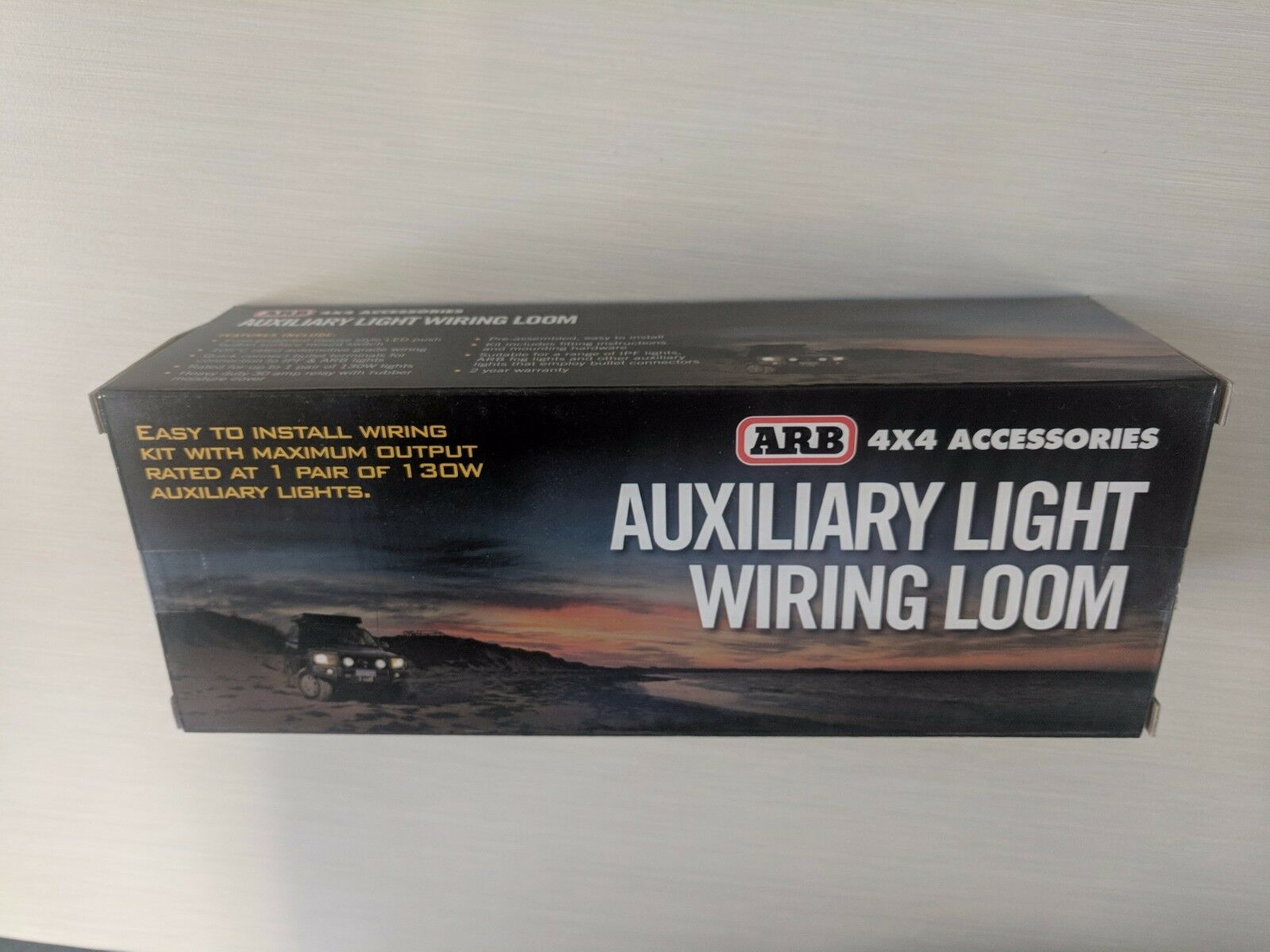 Arb H4 Wiring Harness Library Lighting Auxiliary Light