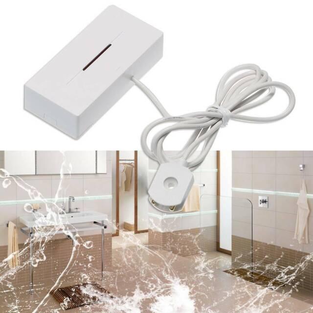 433MHz Wireless Water Leakage Sensor Leaks Detector Water Level Overflow Alarm b
