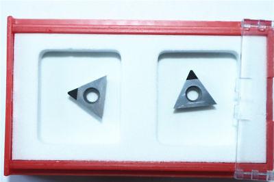 High quality 2p NEW CCGT 06 02 02-1NF PCD Superhard diamond CNC Carbide insert