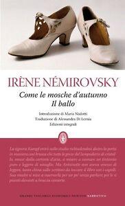 Come-le-mosche-d-039-autunno-Il-ballo-Irene-Nemirovsky-Libro-nuovo-in-Offerta