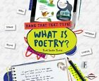 What Is Poetry? by Trudi Strain Trueit (Hardback, 2014)