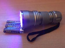 Lámpara led de curado Secador de uñas de lujo Linterna Antorcha Esmalte Gel UV baterías libres