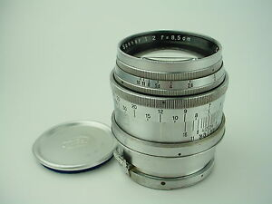 Carl-Zeiss-Jena-8-5cm-F-2-Sonnar-85mm-Lens-for-Contax-Rangefinder