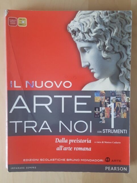 Il nuovo arte tra noi 1 - con strumenti - Mondadori - 2010