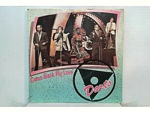 DARTS-COME-BACK-MY-LOVE-NAFF-OFF-SINGLE-7-034-UK-1977-MB-VG-EX-NM