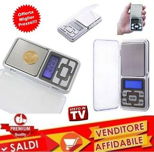Mini-Bilancia-Precisione-Tascabile-LCD-0-01-200-GR-Bilancino-Digitale