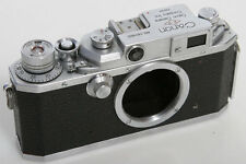 Canon (E-P) Rangefinder Camera Body Model II Screw Mount