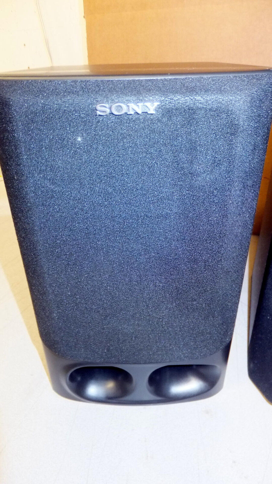 Used Two SONY SS-H10 speakers, connecting wire, w warranty