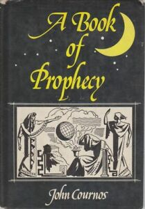 JOHN-COURNOS-A-Book-of-Prophecy-From-the-Egyptians-to-Hitler-1942-1st-Ed-HC-B