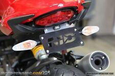 2014-2016 Ducati Monster 1200 Fender Eliminator Kit w/ LED License Plate Light