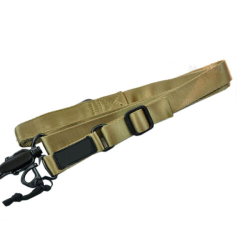 Tactical MP 2-Point MS2 Multi-function Multi-mission Rifle Gun Sling System