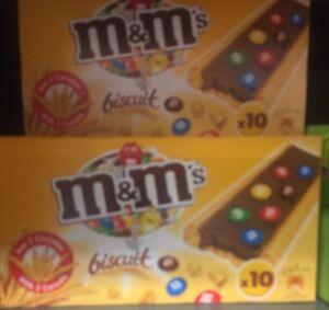 Lot-Revendeur-Destockage-De-60-Biscuits-M-Et-Ms