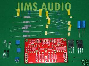 Details about Mosfet pure class A amplifier Kit thick PCB !!