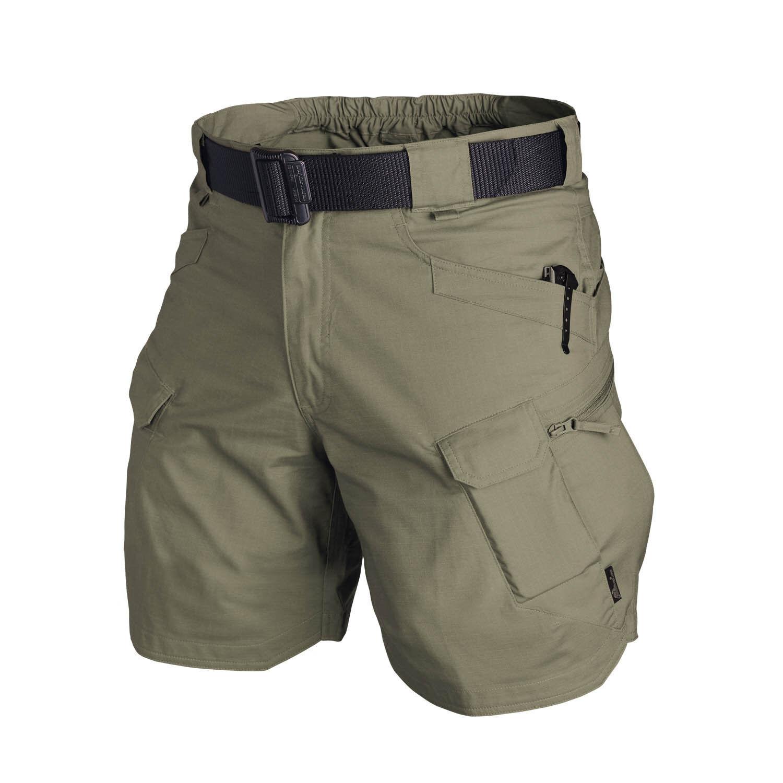 HELIKON TEX UTS Urbain Tactical Short cargo pantalon court Adaptive vert petit