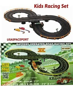 image is loading kids remote control road racing set 7 039