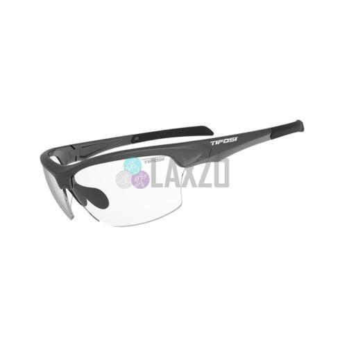 Tifosi Intense Bike Cycle Single Lens Sunglasses Matt Gunmetal//Clear