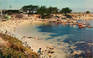 Postcard-Pacific-Grove-Beach-California